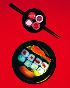 Still life by Giovanni Gastel #photography #stillife #object #image #love #beautiful #creative #sushi