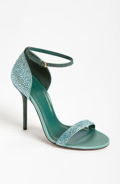 Gucci ~ Noah Crystal Sandal