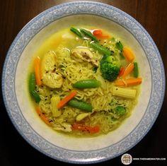 #924: Maruchan 35% Less Sodium Chicken Flavor Ramen Noodle Soup