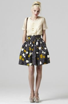 Orla Kiely Fall Winter 2011