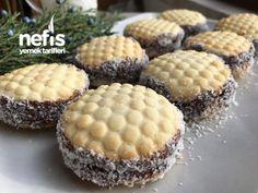 Çikolatalı Petek Kurabiye - Nefis Yemek Tarifleri - #4343769 Nutella, Food And Drink, Cookies, Breakfast, Desserts, Instagram, Crack Crackers, Tailgate Desserts, Biscuits