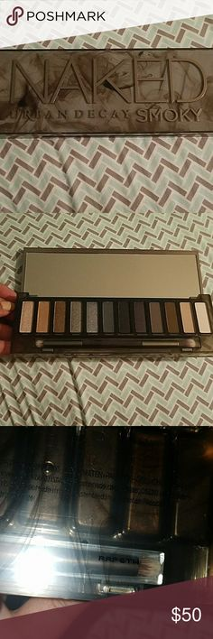 Naked urban decay smoky Brand new Never used. Urban Decay Makeup Eyeshadow