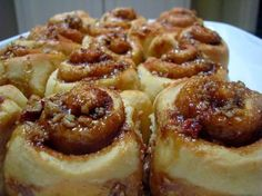 Forum Thermomix - The best Thermomix recipes and community - Cinnamon Scrolls - Adapted from a Cindy O'Meara recipe