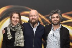 "Director Firas Feyyad ""Last Men in Aleppo"" #documentary #Syria #supportarabcinema #movie #film #Sundance #Arab #Pleasantville #anaarabcinema #jbfc_pville #ANA2017"