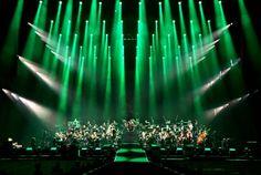 Night of The Proms - Really big lighting look!
