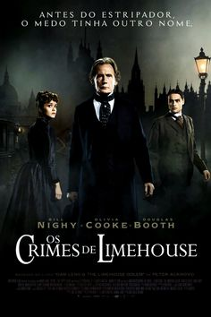 Watch The Limehouse Golem Full Movie Online
