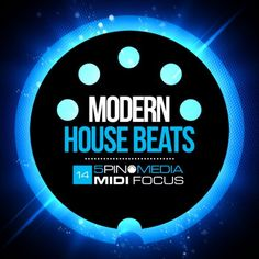 MIDI Focus - Modern House Beats from 5Pin Media