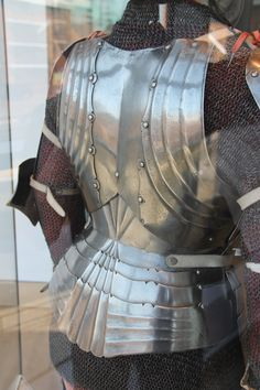 15th century German armour from the Royal Armories in Leeds