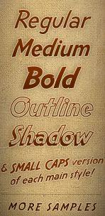 Indiana Jones font by David Occhino Design