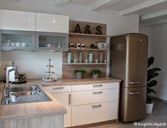 Dreh- und Angelpunkt: DIE KÜCHE Küche * retro * Interior * kitchen * home * my home * deco * Ib Laursen * smeg * gorenje