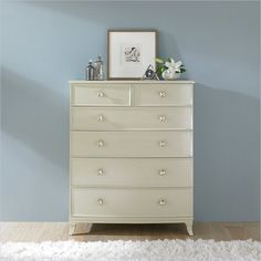 Crestaire - Ladera Chest in Capiz - 436-23-10 - dresser - Stanley Furniture - modern furniture - bedroom