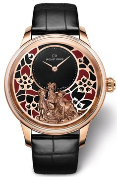 Jaquet Droz - Ateliers d'Art - Year of the Goat.