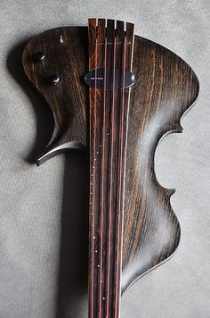 Stradi Symphony Soul, 2100 years old wood, piezo+magnetic | Reverb