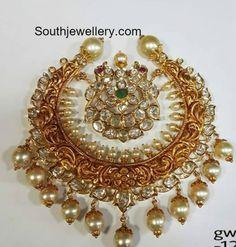57 Grams Antique Nakshi Pendant