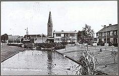 Witte kruis gebouw Heemskerk