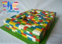 Lego Lego Lego cake