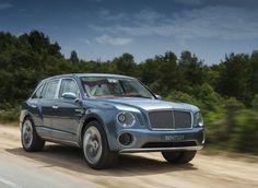 Il primo SUV made in Bentley a partire da 190.000 euro