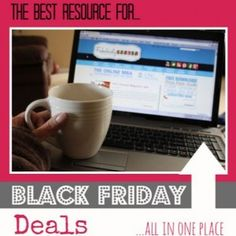 Fantastic resource for finding the best Black Friday deals.  Bookmark this page for the best Black Friday deals rated for you! #blackfriday www.FabulesslyFrugal.com