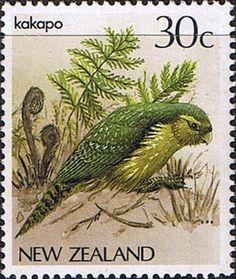 New Zealand 1982 Birds SG1288 Fine Mint SG Scott 766 Other New Zealand Stamps HERE