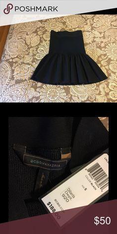 BCBG Flair Skirt, Size S Sassy never worn, washable BCBGMaxAzria Skirts Mini