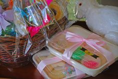 Easter cookie decoration kit easter and fresh fruit easter cookies decorating kit gift box the solvang bakery online store negle Images