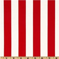 Ship Shape Vice Verse Stripe Red