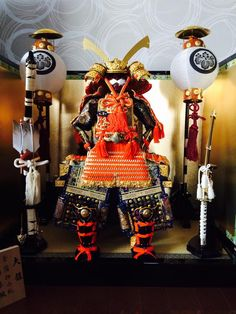 Japan's Wonderfully Strange Samurai Helmets. Reminds me to @Vasia Papazoglou :-)