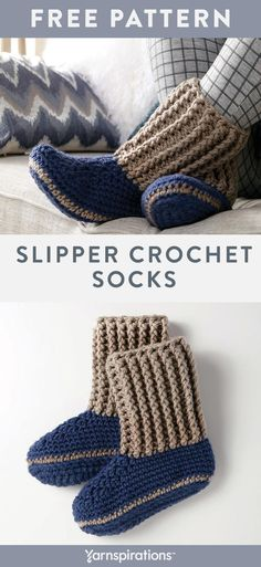 Captivating All About Crochet Ideas. Awe Inspiring All About Crochet Ideas. Crochet Slipper Boots, Crochet Slipper Pattern, Knit Shoes, Slipper Socks, Crochet Slippers, Crochet Patterns, Barefoot Sandals Pattern, Converse Slippers, Crochet Videos