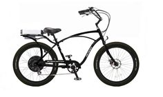 Pedego electric bike. You can build your Perfect Pedego and Pin it to Win it here: http://www.pedegoelectricbikes.com/pin-it-to-win-it/ - They're giving away one Perfect Pedego a month.