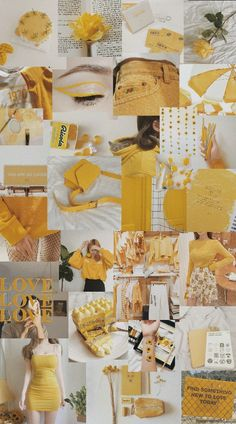 Mustard yellow aesthetic wallpaper sunflower 26 new Ideas Yellow Aesthetic Pastel, Aesthetic Pastel Wallpaper, Aesthetic Colors, Aesthetic Collage, Aesthetic Wallpapers, Tumblr Iphone Wallpaper, Mood Wallpaper, Mustard Yellow Decor, Mellow Yellow