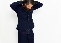 Universal Works jacket // Universal Works shirt // Universal Works pants.  #PersonnelofNewYork