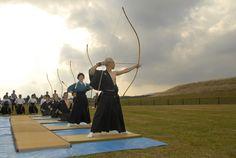 Le Kyudo www.katanas-samurai.com