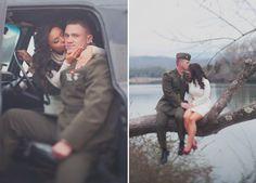 Memorial Day: Military Weddings - Munaluchi Bridal Magazine