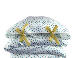 Kinderbeddengoed   ORGANIC Toddler Bedding by ColetteBream