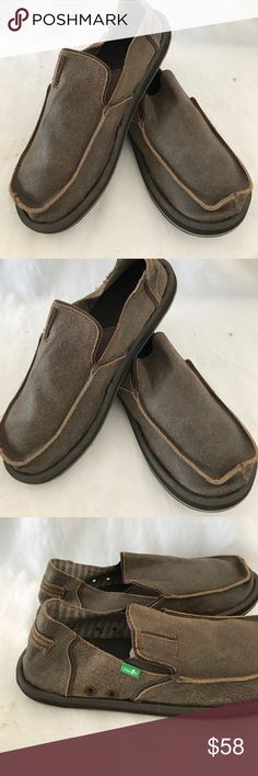 Sanuk men's loafers size 11 New without box. Sanuk Shoes Loafers & Slip-Ons