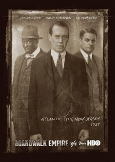 Boardwalk Empire Season 4  NUCKY and his Under Bosses.