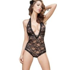 Women Black Hot Sexy Lingerie Lace Sheer Bodysuit Set Erotic Nighty --- http://www.amazon.com/Women-Lingerie-Bodysuit-Erotic-Nighty/dp/B008L90GUQ/?tag=zaheerbabarco-20