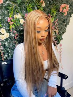 Baddie Hairstyles, My Hairstyle, Pretty Hairstyles, Braided Hairstyles, Colored Weave Hairstyles, Black Ponytail Hairstyles, Hair Updo, Hairstyle Ideas, Short Hairstyles
