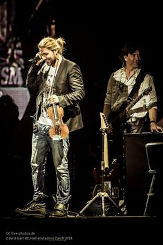 David Garrett Hallenstadion Zuerich 2014 David Garrett, Perfect Man, Actors, October 2014, Mad, Beautiful, Live, Concert, Photos