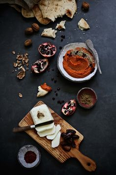 Pratos e Travessas: Muhammara e Brooklyn - Nova Iorque # Muhammara and Brooklyn - New York | Food, photography and stories