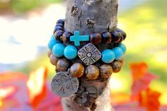 Fabulous Stack of Bracelets! Use promo code 'All' to get 15% off your entire order from the All Inspired Boutique!