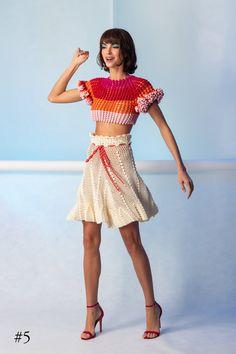Fabulous Crochet a Little Black Crochet Dress Ideas. Georgeous Crochet a Little Black Crochet Dress Ideas. Crochet Bodycon Dresses, Black Crochet Dress, Knit Dress, Leaf Skirt, Court Dresses, Lilac Dress, Tennis Dress, Crochet Woman, Crochet Clothes