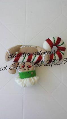 ginger Christmas 2016, Christmas Humor, Christmas Crafts, Christmas Tree, Christmas Ornaments, Christmas Gingerbread Men, Felt Crafts, Candy Cane, Christmas Stockings