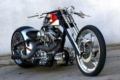 Custom Choppers Harley Davidson (77)