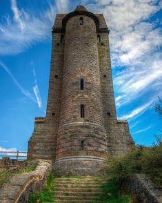 🐦 Pigeon tower / rivington pike 🐦 Lancashire uk winter hill