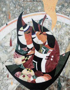 Флорентийская мозаика Юрия Мандаганова - Ярмарка Мастеров - ручная работа, handmade