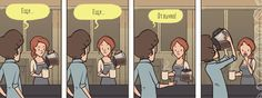 Кофе утром =)