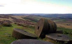 North Midlands Nikon Owner Photographic Walk, Derbyshire Millstones & Padley Gorge