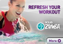 Aqua Zumba..sign up now for fall session at Kish YMCA!! now offering weeknights and weekend classes!!!!