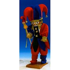 Steinbach Jester NutcrackerLimited Edition -- You can get additional details at the image link.
